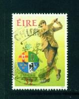 IRELAND  -  1991  Golf  32p  Used As Scan - Usati