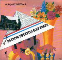 * LP *  OLD JAZZ BREDA 4 ( JAZZ CROONER VOL. 25) - 20 JAAR ROARING TWENTIES CLUB BREDA - Jazz