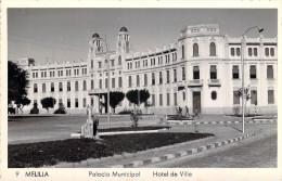 > Espagne  (Maroc)   MELILLA Palacio Municipal Hôtel De Ville (n°9) *PRIX FIXE - Melilla