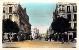 > Espagne  (Maroc)   MELILLA Avenida Del Generalisimo (Generalissimo)  ( Editions: Casa Boix Melilla N°11) *PRIX FIXE - Melilla