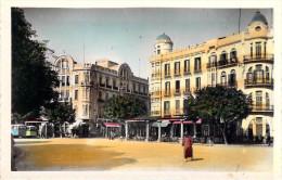 > Espagne  (Maroc)   MELILLA Plaza De Espana  ( Editions: Casa Boix Melilla N°2) *PRIX FIXE - Melilla