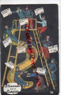 MILITARIA - GUERRE 1914-1918- LE TOBOGAN DE LA CLASSE - Guerre 1914-18