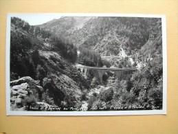SAINT AGRÈVE. Le Pont De La Molle. - Saint Agrève