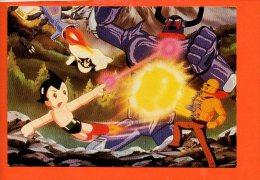 ASTRO , Le Petit Robot - Dessins Animés - TF1 - 1982 (pli) - Bandes Dessinées