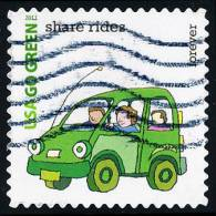Etats-Unis / United States (Scott No.4524c - Allons Vert / Go Grenn) (o) - Gebruikt