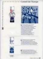 DOCUMENT OFFICIEL - 2010 - CONSEIL DE L'EUROPE - Documentos Del Correo