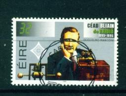 IRELAND  -  1995  Radio Centenary  32p  Used As Scan - Usati