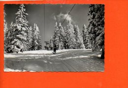 La ROCHE - Ski-Lift De La Berra - FR Fribourg