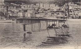 MEETING DE MONACO / AEROHYDROPLANE FARMAN    / REF  FEV.16  BO AVIATION - Monaco