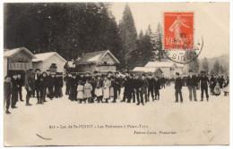 Lac De St POINT - 25 - Doubs - Les Patineurs à Port Titi - Other Municipalities
