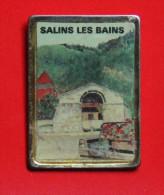 Pin´s - Salins-les-Bains - Jura - Villes