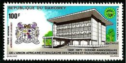 DAHOMEY 1971 P.A.  N° 153 * * Neuf Lot - 1008 - Africa (Other)