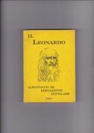 IL LEONARDO - ALMANACCO DI EDUCAZIONE POPOLARE - 1960 - Collectors Manuals