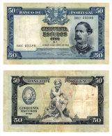 Portual 50 Escudos 1955 - Portugal