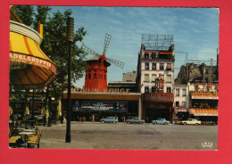 465 Francia, France, PARIS, Le Moulin Rouge - Frankrijk