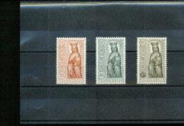 Liechtenstein 1954 Michel 329-331 Postfrisch  /  MNH - Liechtenstein