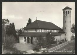 ZÜRICH Wollishofen Kath. Kirche 1969 - ZH Zurich