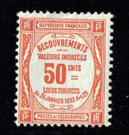Taxe Yv 47 * - Postage Due