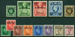 """-Tripolitania -1950-""""For Use In Tripolitania"""" MNH (**) - Great Britain (former Colonies & Protectorates)"""