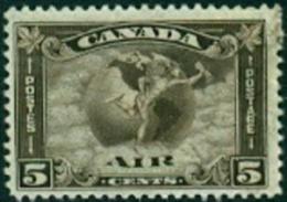 """-Canada- 1930-""""Airmail"""" MH (*) - Poste Aérienne"""