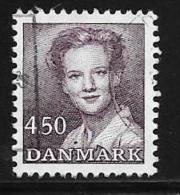 Denmark, Scott # 896 Used Queen Margrethe, 1990 - Denmark