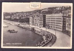 Old Small Card Of Napoli, Naples,Campania, Italy,J28. - Napoli (Naples)