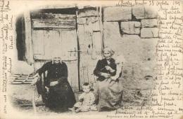 PAYSANNES DES ENVIRONS DE BRIVE  VOYAGEE EN 1902 - France