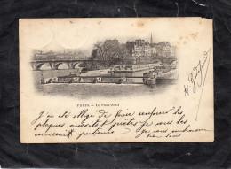 75 - PARIS - Le Pont-Neuf - Ponts