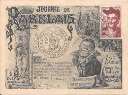 SAINT MAUR DES FOSSES   Journée De Rabelais 1950 - Saint Maur Des Fosses