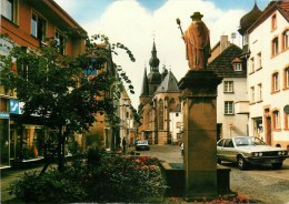 CPSM St Wendel/Saar    L2022 - Allemagne