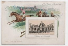 CHROMOS - AU BON MARCHE Château De Chantilly - Au Bon Marché