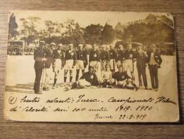 Incontro Di Calcio Pola Como 1919 - Soccer