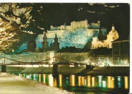 Salzburg (Salzburg, Austria) Die Mozartstadt Im Winter, The City Of Mozart - Winter - Salzburg Stadt