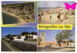 BRETIGNOLLES SUR MER - Multivues - Bretignolles Sur Mer