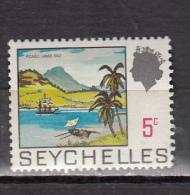 SEYCHELLES * YT N° 252 - Seychelles (...-1976)