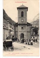 Pyrénées-Atlantiques : Eaux-Chaudes : Sortie De Messe - Sonstige Gemeinden