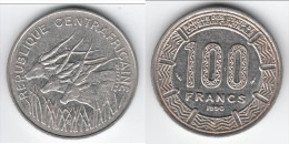 **** CENTRAFRIQUE - AFRIQUE CENTRALE - CENTRAL AFRICAN STATES - 100 FRANCS 1990 **** EN ACHAT IMMEDIAT !!! - Central African Republic