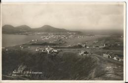 Carte Photo - Puerte De La Luz Desde Guanarteme -1929 - Espagne