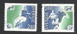 Schweden, 1992, Michel-Nr. 1712-1713, Gestempelt - Sweden