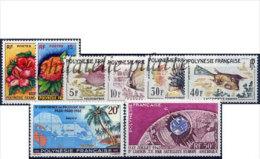 -Polynésie Année Complète 1962 - Années Complètes