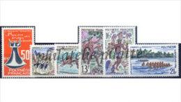-Polynésie Année Complète 1967 - Années Complètes