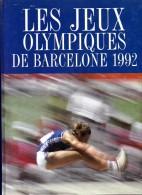 JEUX OLYMPIQUES DE BARCELONE 1992 - Livres, BD, Revues