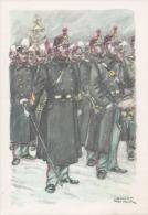 Historia - UNIFORMES BELGES - Infanterie De Ligne - Tambour Maitre & Musiciens - 1914 - War 1914-18