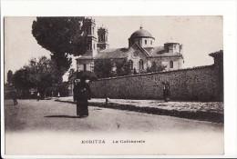 Albanie - Koritza , La Cathédrale