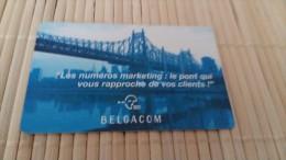 Sratch & Phone Belgacom 30/04/2001 (Mint,Neuve)2 Scans Very   Rare - [2] Prepaid & Refill Cards