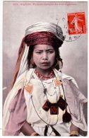 122--ALGERIE -Femme Kabyle Du Sud Algérien - Ed. Aqua-Photo L.V.S.  Colorisé - Algérie