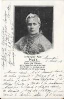 Carte Photo - PIUS X - Popes