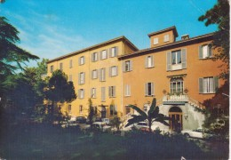 "BOLOGNA Casa Di Cura ""Villa Rosa"" Con Auto D'epoca Cars Voitures: FIAT 500 124 Sport 1100 - Bologna"