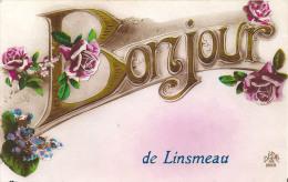 Linsmeau  -  Bonjour De ... - Hélécine
