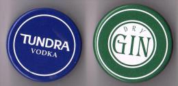 Russia 2016 Russian Vodka & Russian Gin - Autres